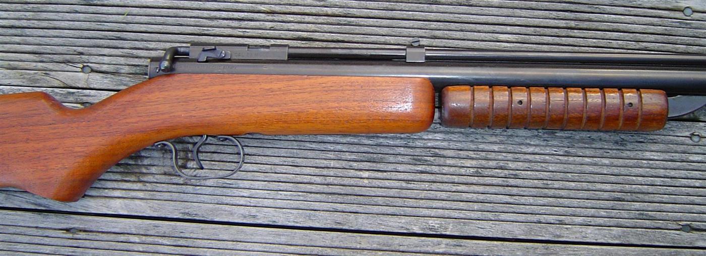 Benjamin Model-312 | Benjamin | Vintage Airguns Gallery