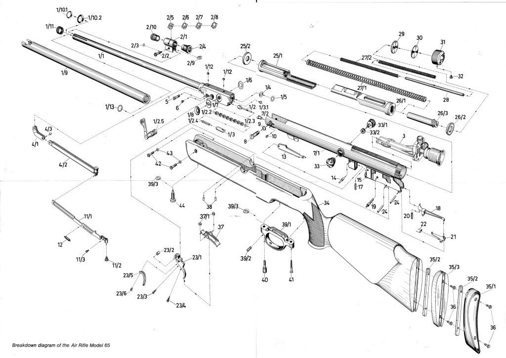 diana    milbro airguns manuals  u2013 diana resources  u2013 vintage
