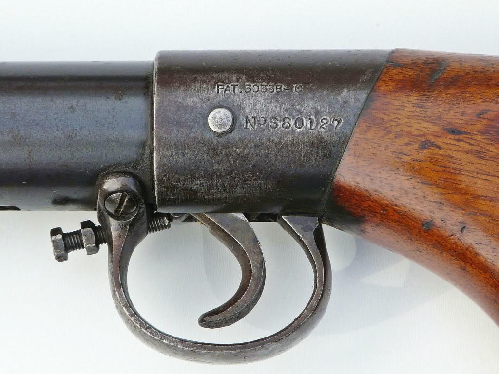 Pre-WW1 light pattern rifles | Pre War BSA Airguns | Vintage Airguns