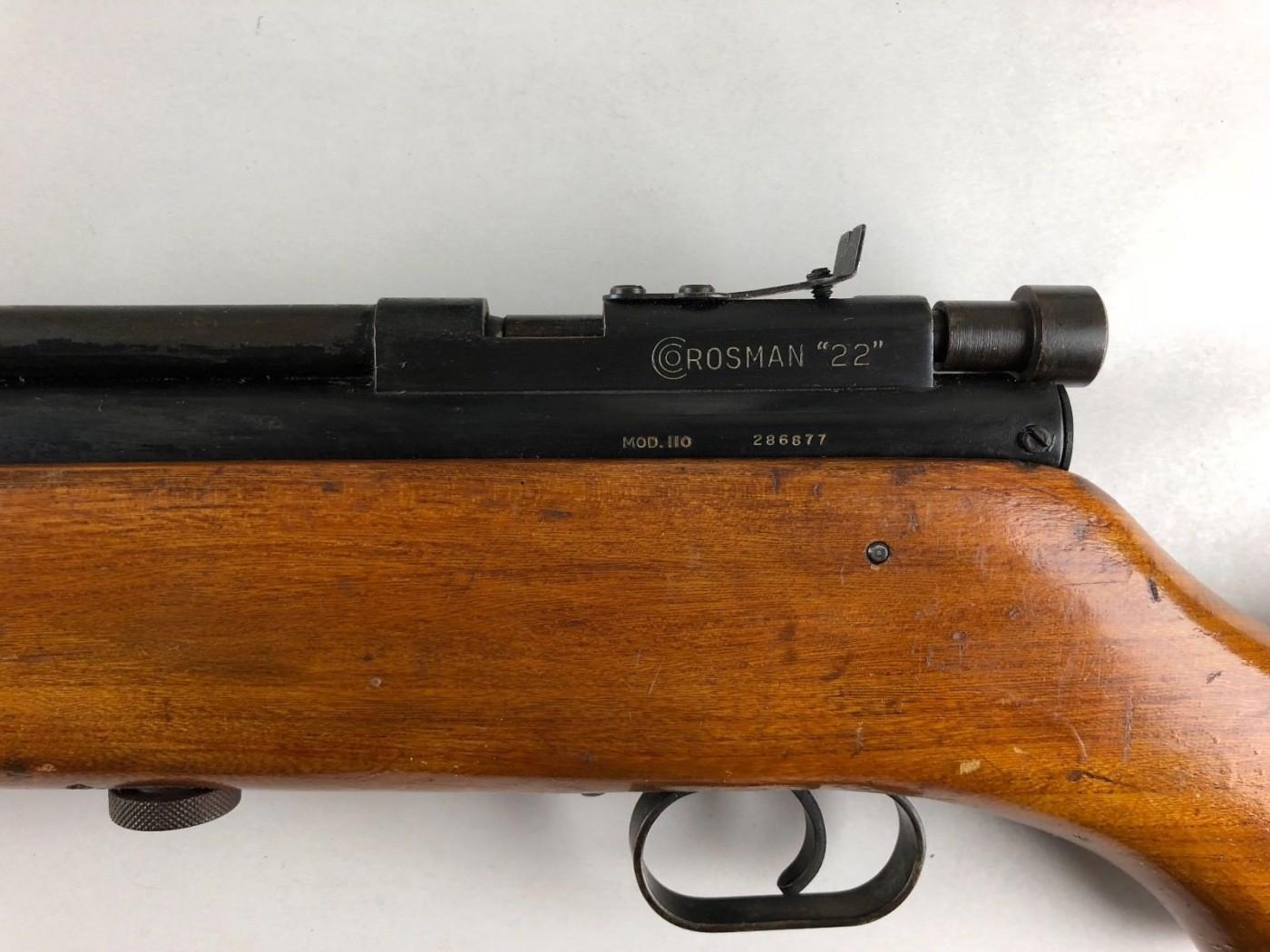 Crosman model 110 | Crosman Air Rifles | Vintage Airguns Gallery